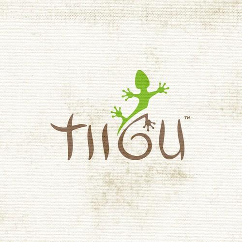 Hawaii style logo