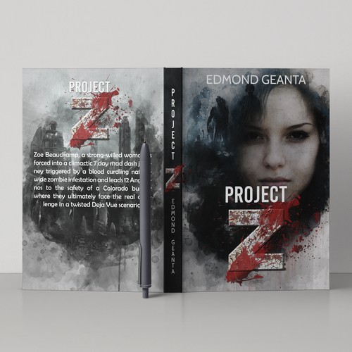 Book concept for Cgeanta