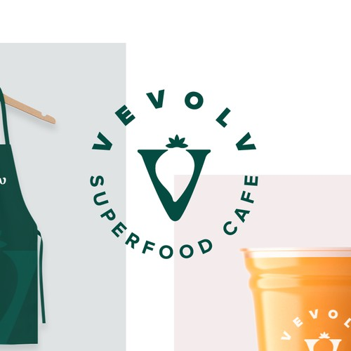 Superfood Cafe Logo