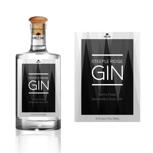 Steeple Ridge Gin