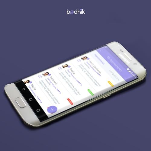 Bodhik - Application design