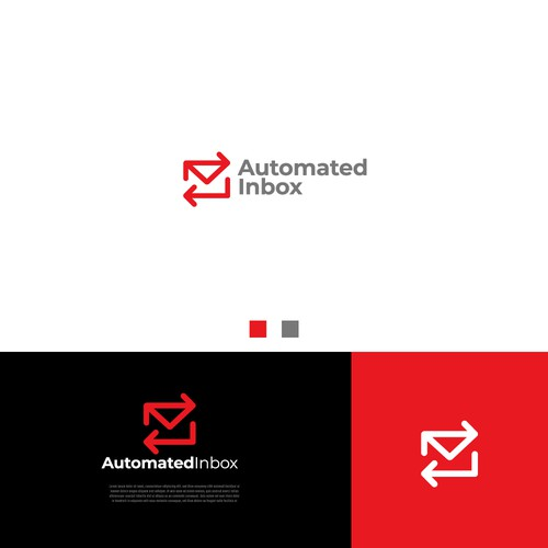 Creative Logo for Automated Inbox