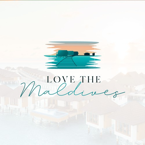 Love the Maldives logo