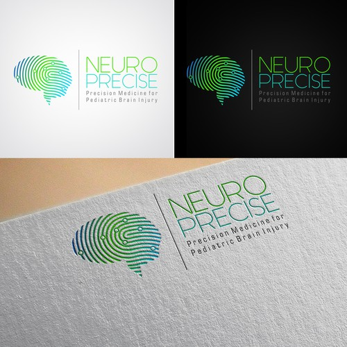 Logo design for NeuroPrecise