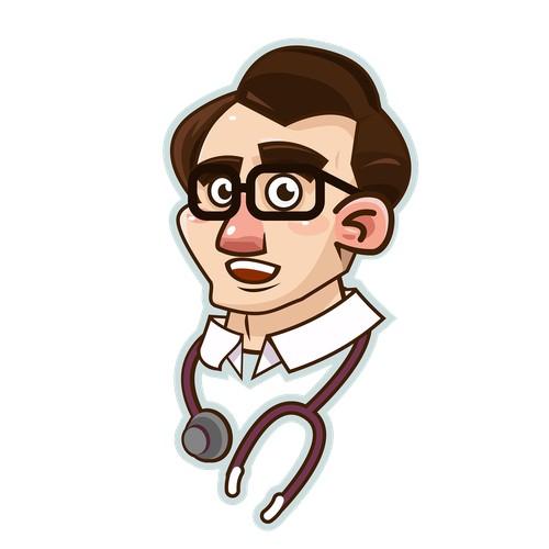 Doctor Mascot Character Design