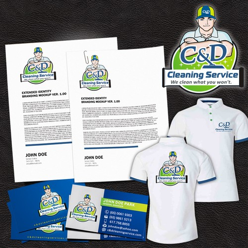 C&D Cleaning Services