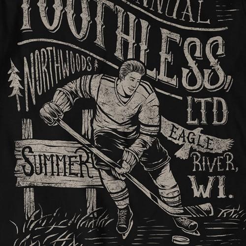 vintage hockey