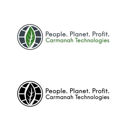 Logo for Carmanah Technologies