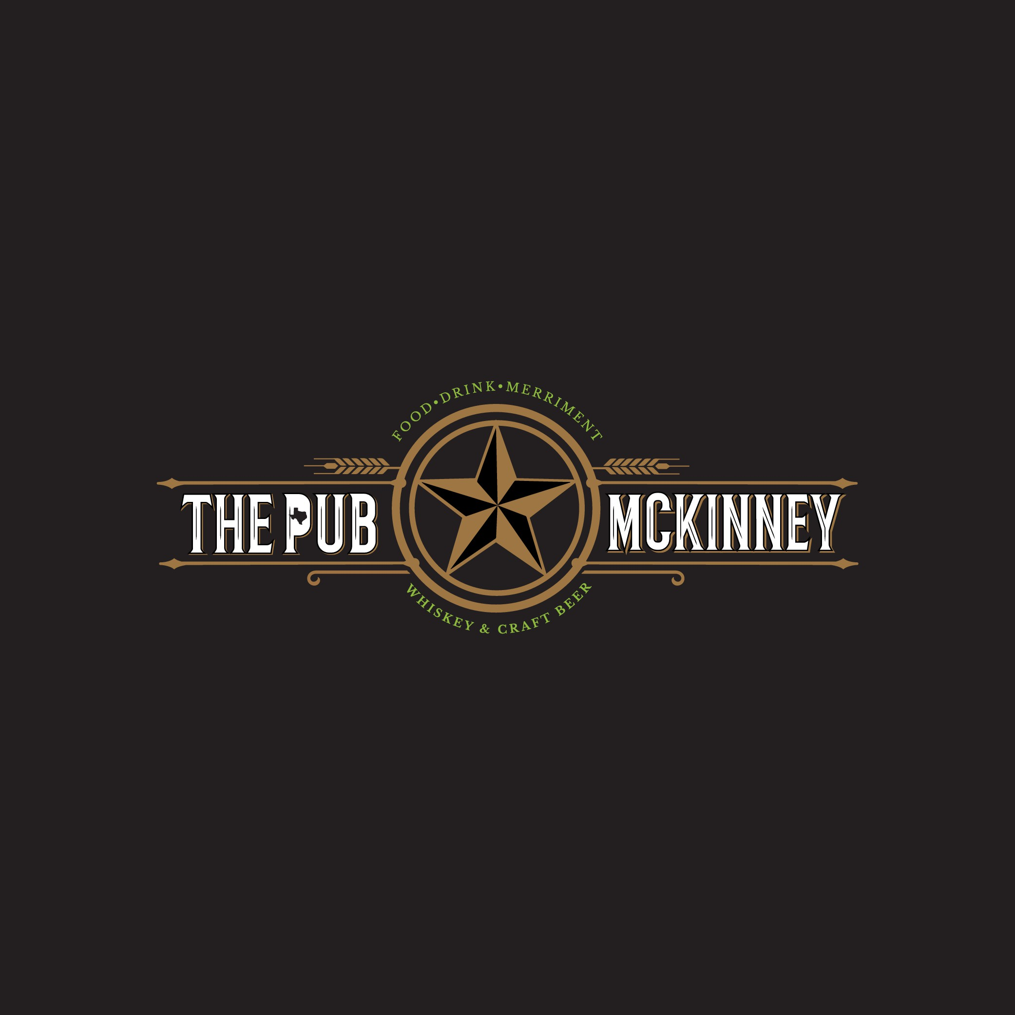 Awesome English pub with new management, help replace our old logo