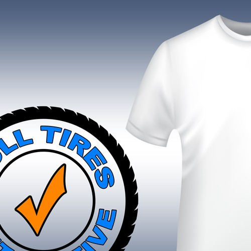 Create awesome brand logo for digital tire pressure gauge & car safety product company!
