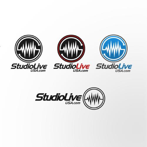 MUSIC RECORDING STUDIO logo Needed for StudioLive