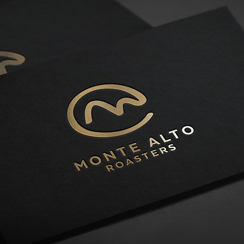 Logo for a coffee roaster.