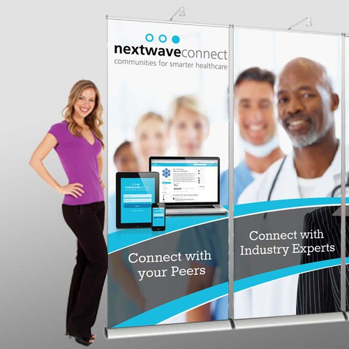 Create a Showstopping Tradeshow Booth for Next Wave Connect