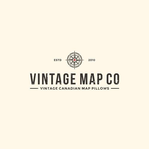 vintage map co