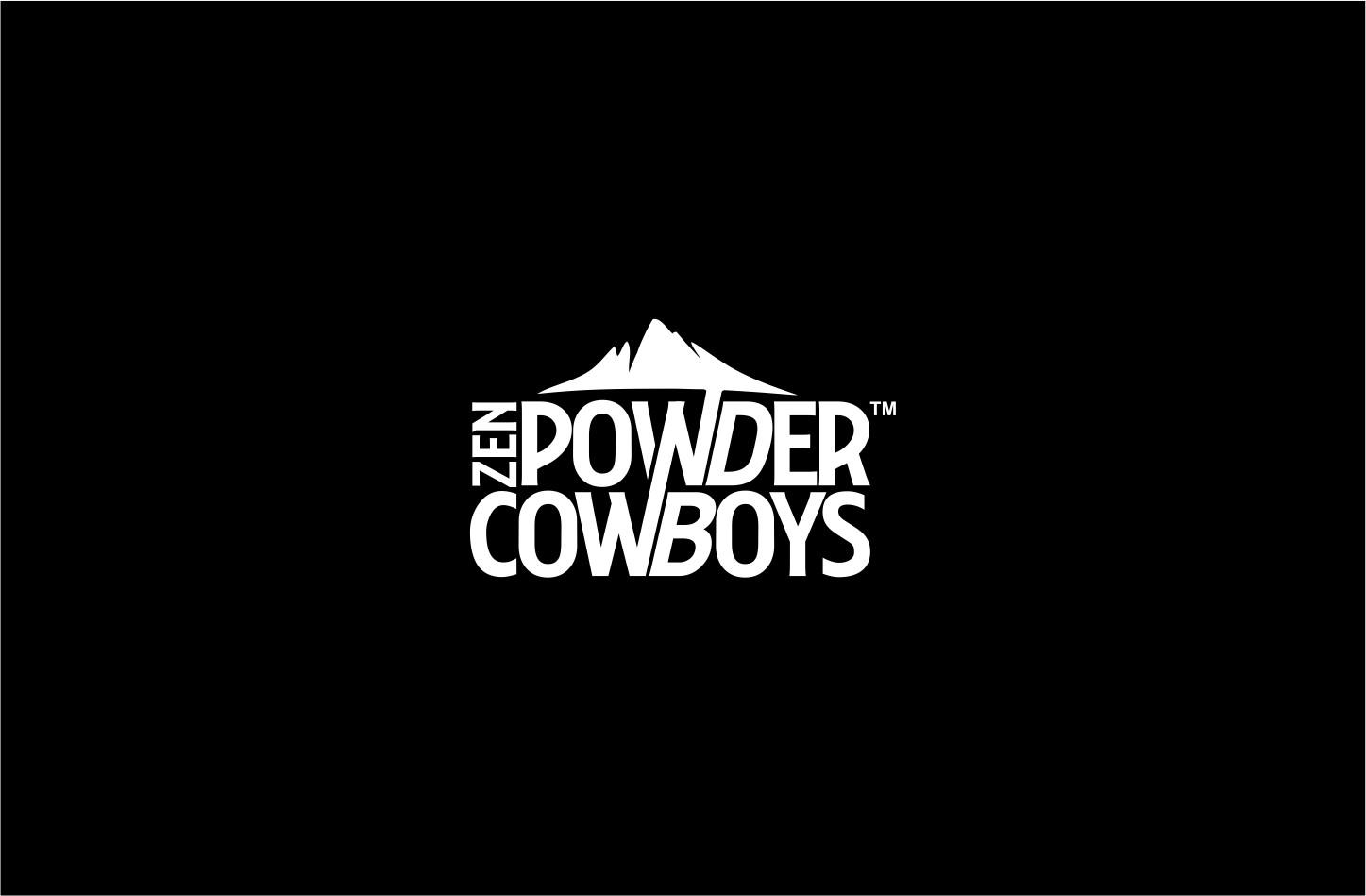 Create the next logo for Zen Powder Cowboys