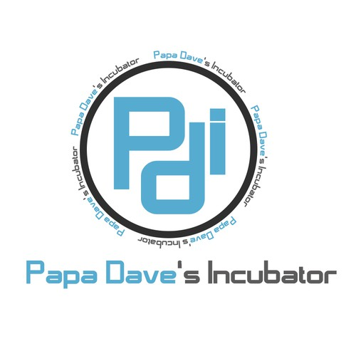 Create a new logo for a new Incubator Company