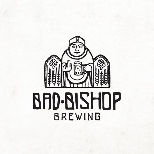 Logo proposal for brewery