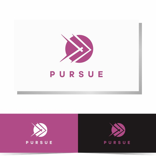 Logo pursue
