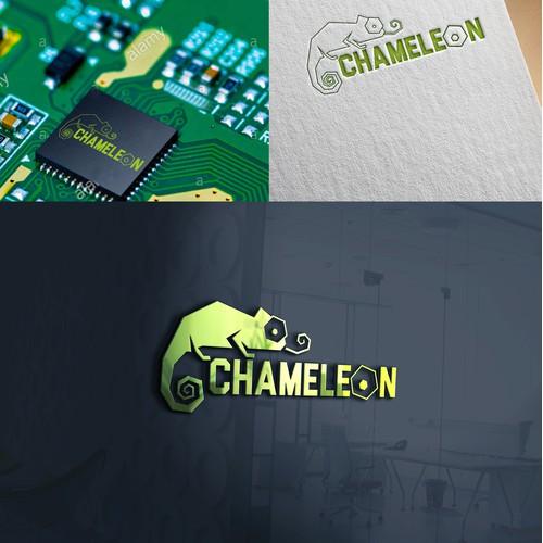 Logo design for Chameleon
