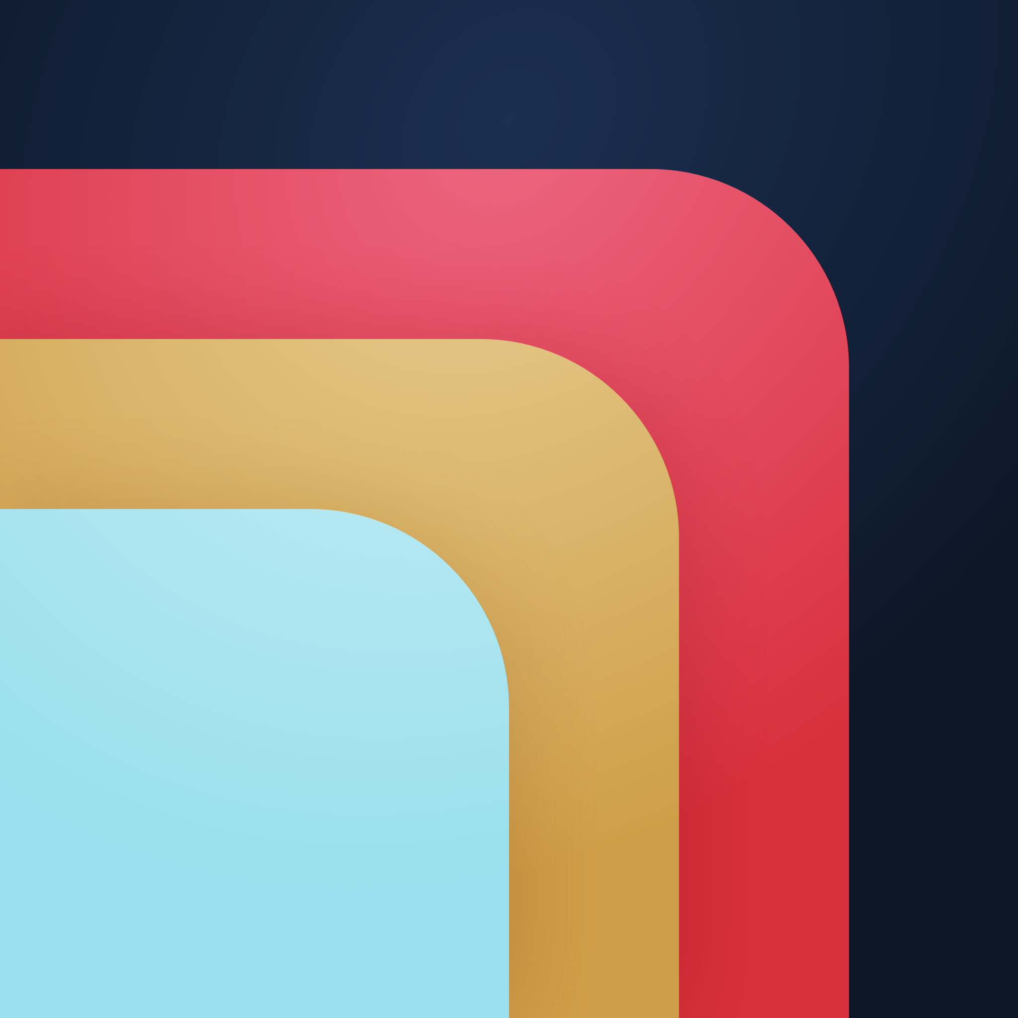 An elegant app icon for QYOU: The Question Party app