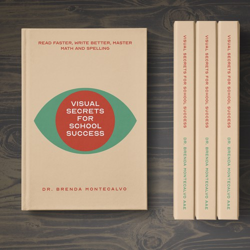 hard back book cover design