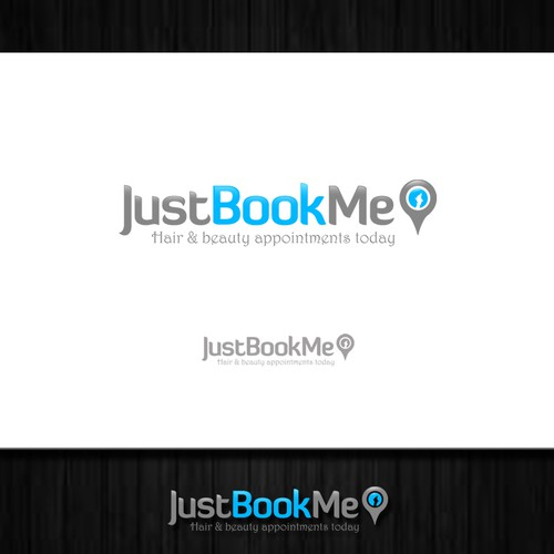 JustBookMe needs a new logo