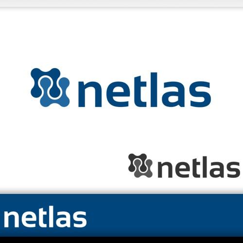 Contest logo winner for netlas
