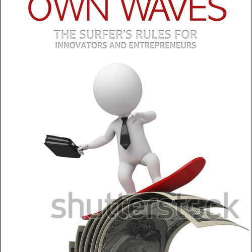 Bold Book Cover Design
