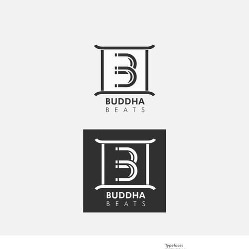 Logo proposal for beatmaker