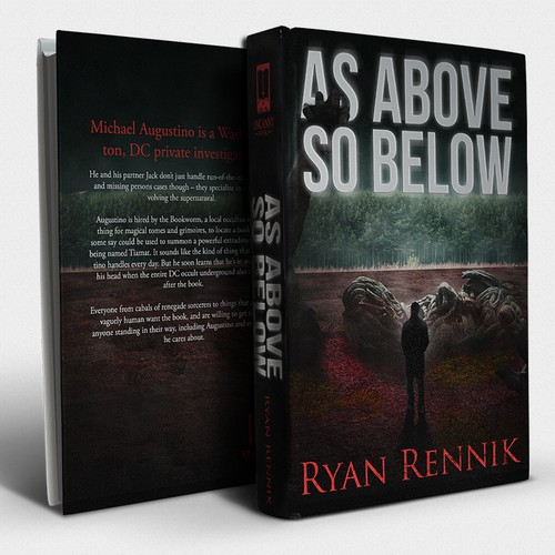 As Above So Below Book Cover