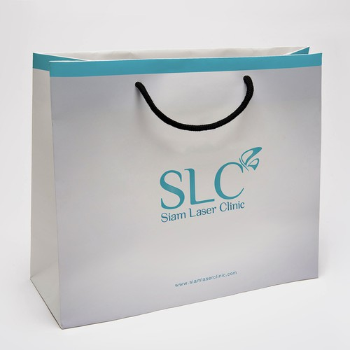 Please improve our new SLC shopping bag!