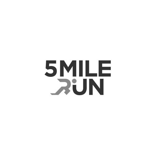 Running R Logo Concept