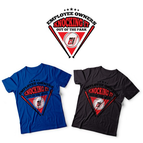 Big b T-shirt design