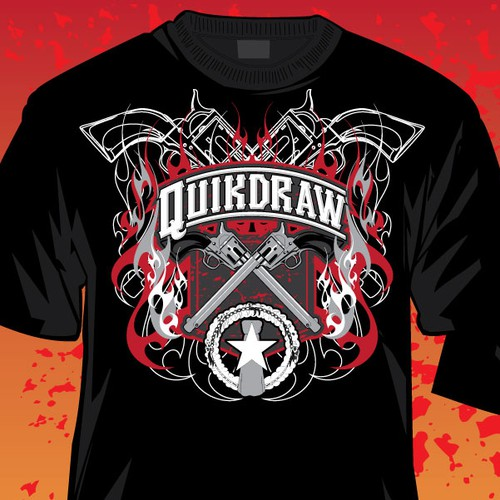 T-Shirt needed for MMA fighter