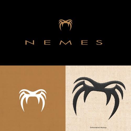 Nemes Logo Design