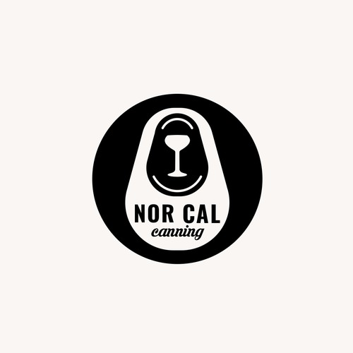 Logo concept for NOR CAL Canning