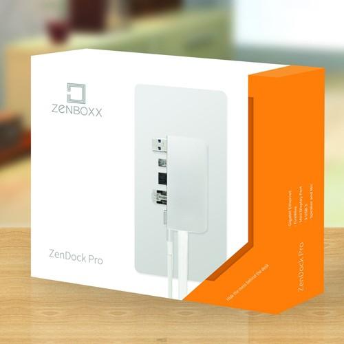 Zenboxx - Beautiful, Simple, Clean Packaging. $107k Kickstarter Success!