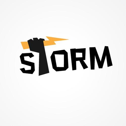 STORM SNOWBOARDS COMPANY LOGO