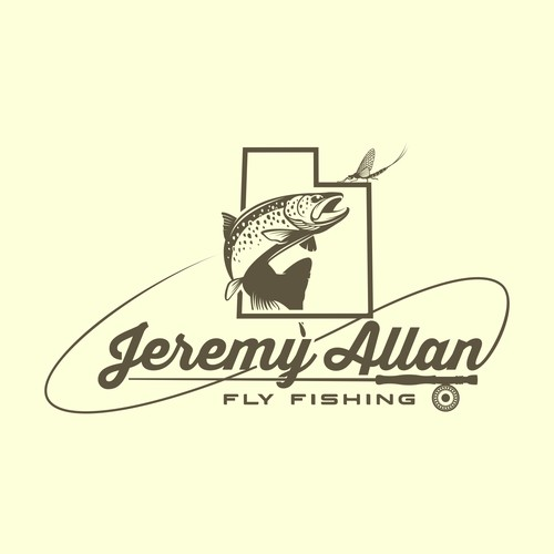 Jeremy Allan FlyFishing Logo.