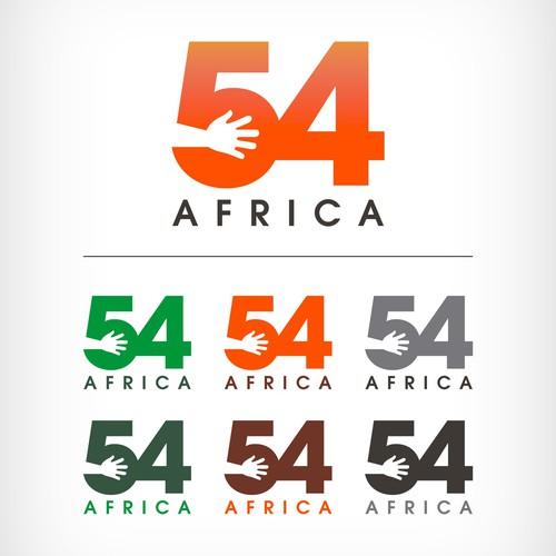 Logo for 54 Africa