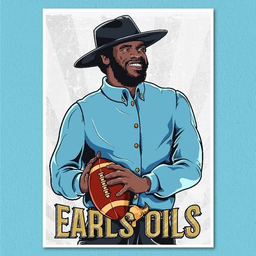 Earls Oils