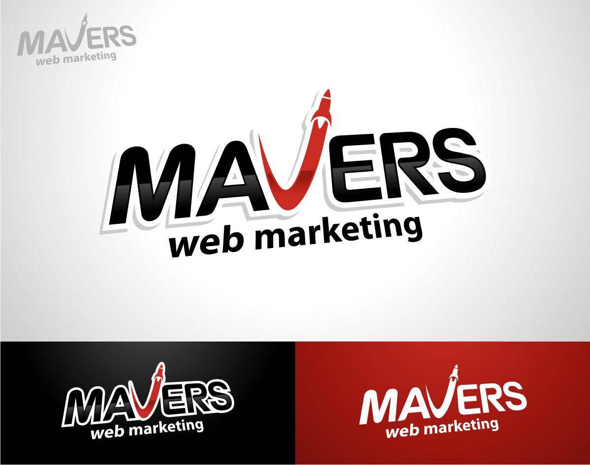 logo for Mavers Web Marketing