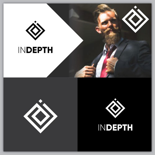 Bold logo proposal for INDEPTH