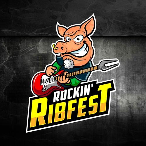 ROCKIN' RIBFEST