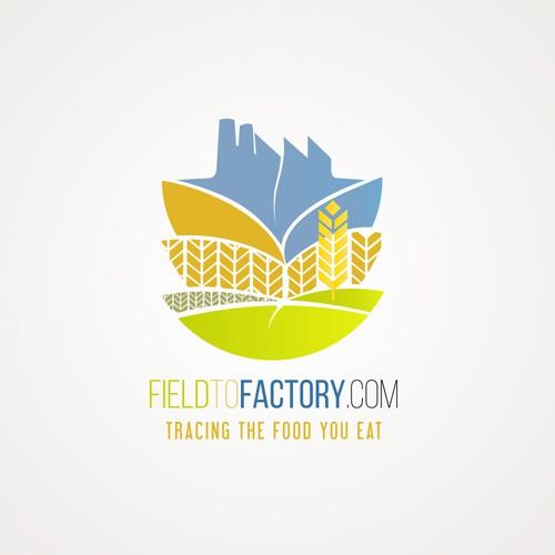 Food tracing company logo