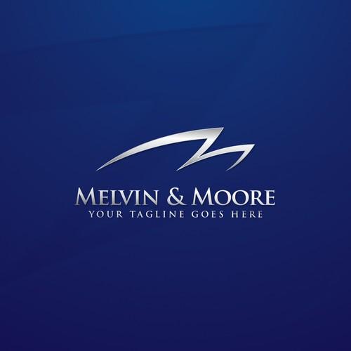 Logo design for Melvin & Moore