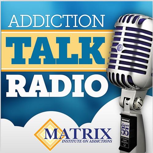 Addiction Talk Radio Cover Page