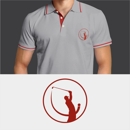 Logo concept for Golf Horny