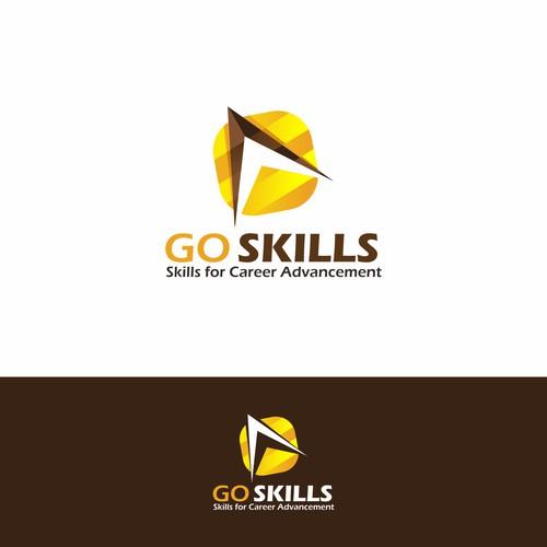 New logo for GoSkills.com