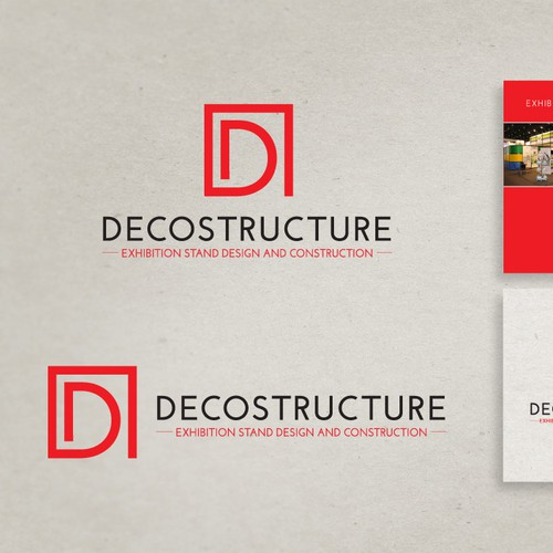 Create the next logo for Decostructure